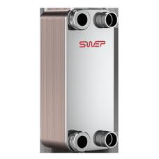Теплообменник пластинчатый паяный SWEP В10Tx20/1P-SC-S