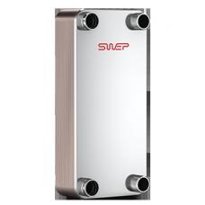 Теплообменник пластинчатый паяный SWEP B120THx160/1P-SC-S