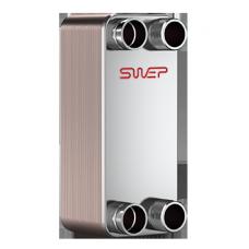 Теплообменник пластинчатый паяный SWEP B12MTx50/1P-SC-S