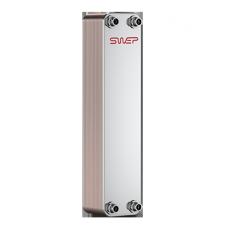 Паяный пластинчатый теплообменник SWEP тип В25Т